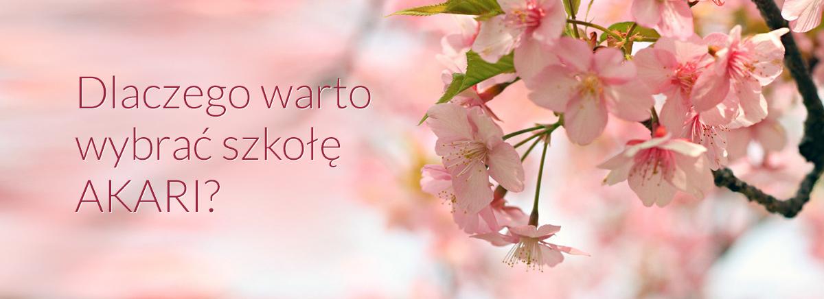 Zalety nauki japońskiego w AKARI