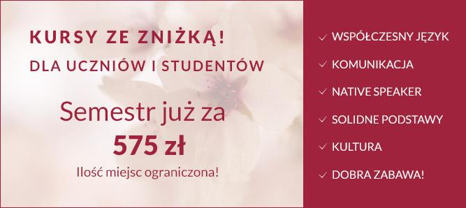 Kurs języka japońskiego Warszawa - kursy japońskiego ze zniżką