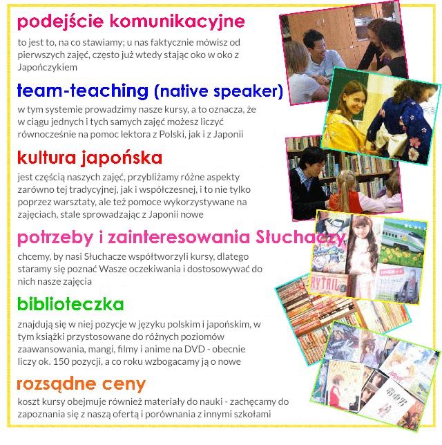 Nauka języka japońskiego - zalety nauki w AKARI