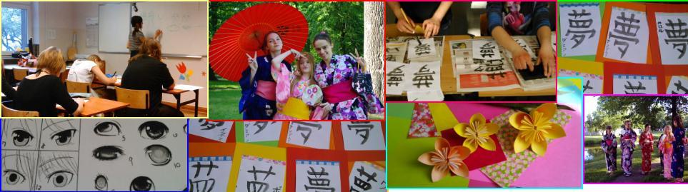 Nauka języka japońskiego i kultury japońskiej - warsztaty