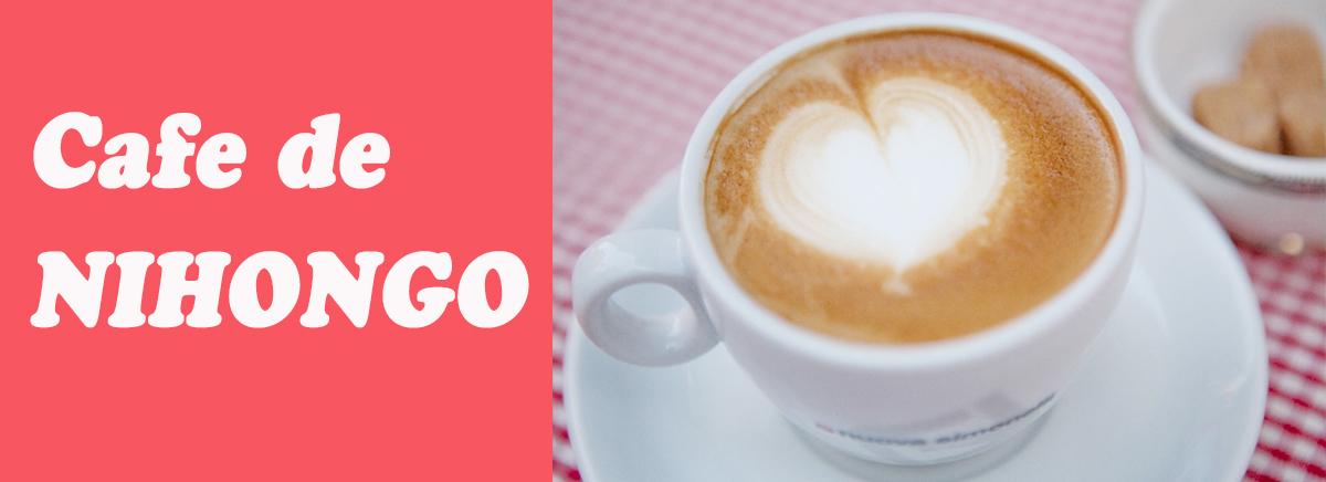 Język japoński - Zajęcia konwersacyjne w kawiarni
