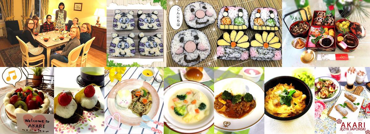 Kuchnia japońska - potrawy Kanako sensei